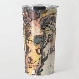 Arbre amb branques fantasma Travel Mug