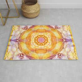 Mandalas from the Heart of Change 20 Rug