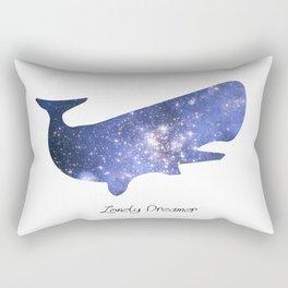 Lonely Dreamer Rectangular Pillow
