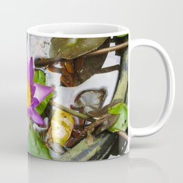 Purple Lotus Coffee Mug