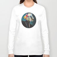 wonderland Long Sleeve T-shirts featuring Wonderland by Lydia Coventry