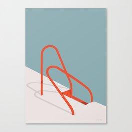 BØJET Canvas Print