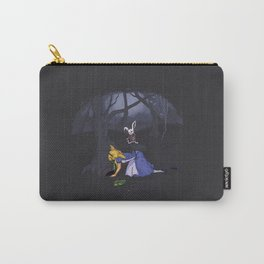 Not again, Alice! Carry-All Pouch