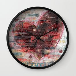 Permission Series: Alluring Wall Clock