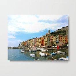 Portovenere, Italy Metal Print