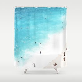 people of the sea Shower Curtain