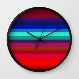 Re-Created Spectrum LIX by Robert S. Lee Wall Clock