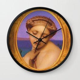 Hellenic Allure Wall Clock