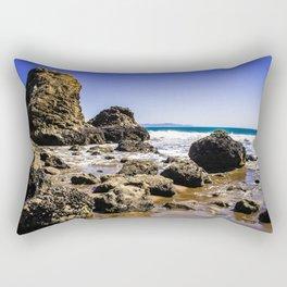 Sunny Day at Muir Beach Rectangular Pillow