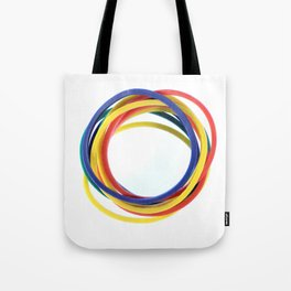 Several Stationery Rubbers Tote Bag