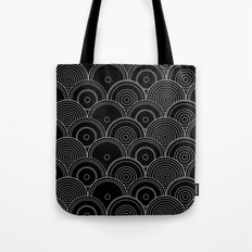 Black & white Idea Tote Bag