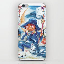 Little Midnight Reaper iPhone Skin