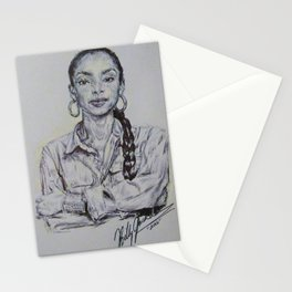 Smooth Operator Stationery Cards