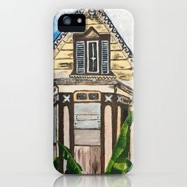 Old Woodbrook House iPhone Case