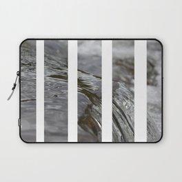 Water Bars Laptop Sleeve
