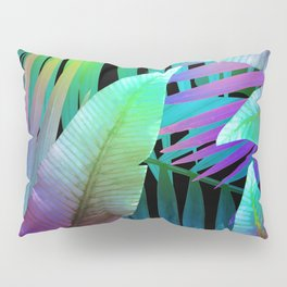 Island Leaves Pillow Sham
