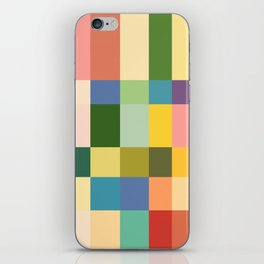Soft Color Gradient iPhone Skin