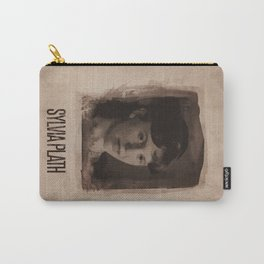 Sylvia Plath Carry-All Pouch