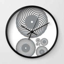 El Vertigo Wall Clock