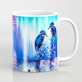 Blue designs Coffee Mug