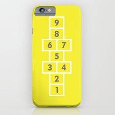 Hopscotch Yellow iPhone 6s Slim Case