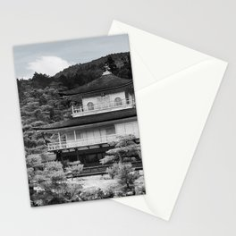 Golden Pavilion Stationery Cards