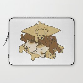 S'mores Puppies Laptop Sleeve