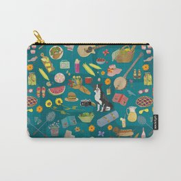 Summer Picnics Carry-All Pouch
