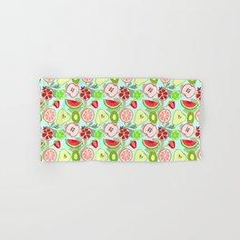 cut fruit Hand & Bath Towel