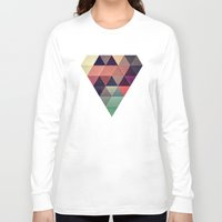 dancing Long Sleeve T-shirts featuring tryypyzoyd by Spires