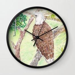 Evening Watch Wall Clock
