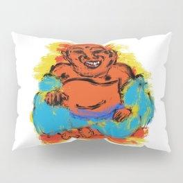 fat buddha Pillow Sham