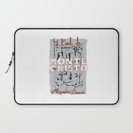 El Conde de Montecristo #2 Laptop Sleeve