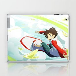 Eureka Seven Laptop & iPad Skin