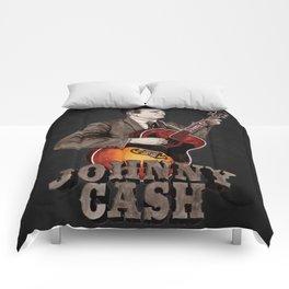Johnny Cash Comforters
