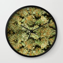 Nugs on Nugs Wall Clock