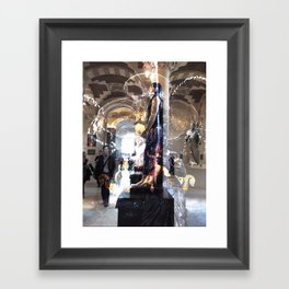 rynsr1j Framed Art Print