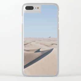 Huacacina, Peru III Clear iPhone Case