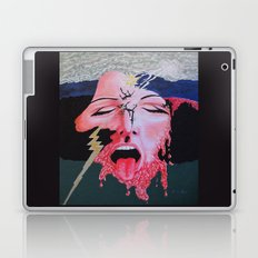 She's a Bit Touched Laptop & iPad Skin