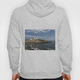 Nubble Lighthouse in Summer Hoody