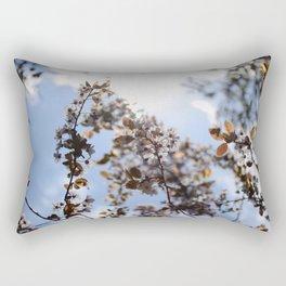 Sprint Time 2 Rectangular Pillow