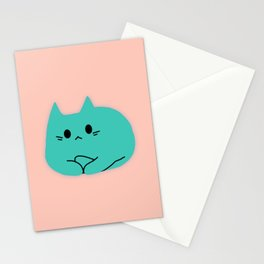 Cats New colour 127 Stationery Cards