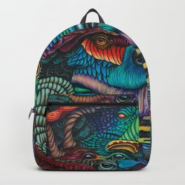 Busy Life By Tyler Aalbu Backpack