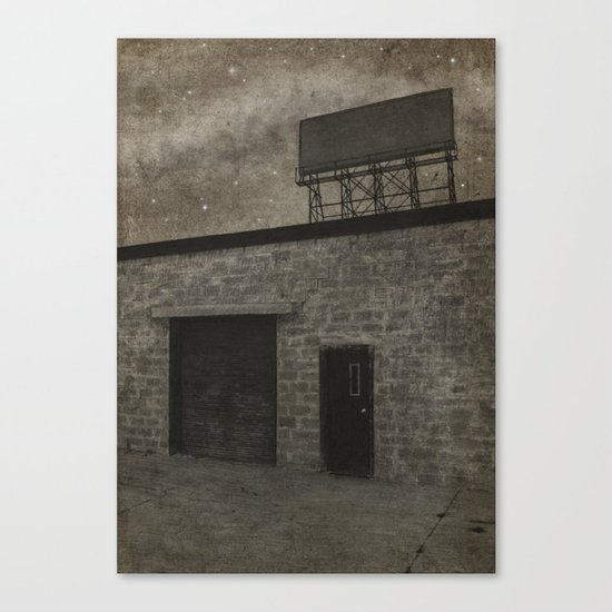 Nothing Left to Sell Canvas Print