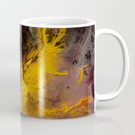 The Hunger Game, fluid acrylic Coffee Mug