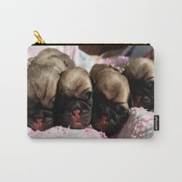 Pug Puppies 2 Carry-All Pouch
