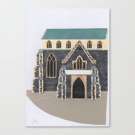 St. Andrews (Norwich) Canvas Print