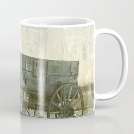Old Wagon Coffee Mug
