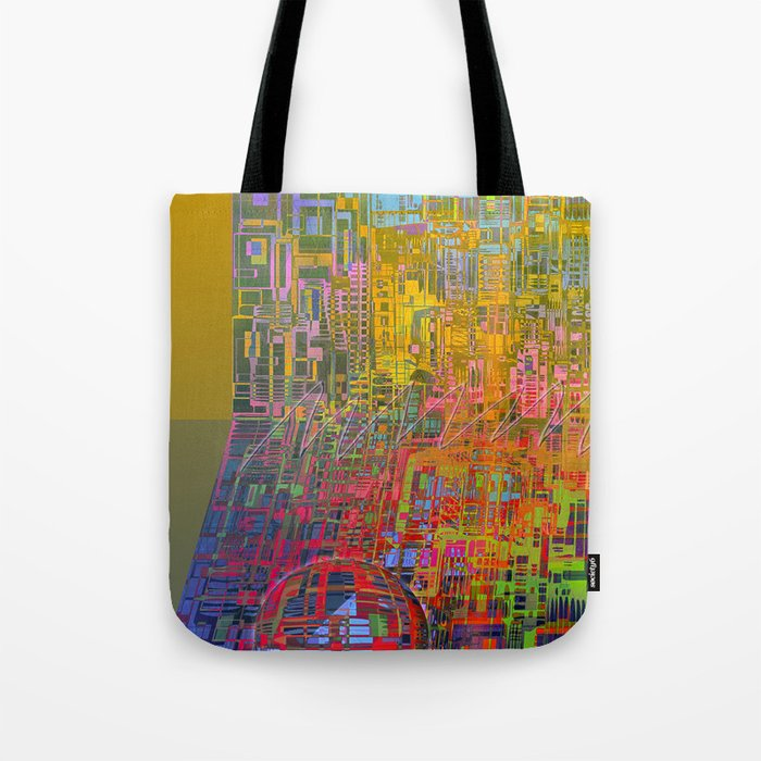 Summer / GALACTIC PLEASURES Tote Bag