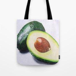 Eat More Avocado Tote Bag